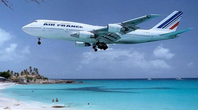 air france avion L'itinéraire, le transport et les billets tour du monde