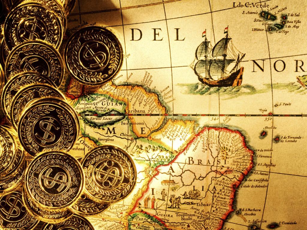 argent dans le monde