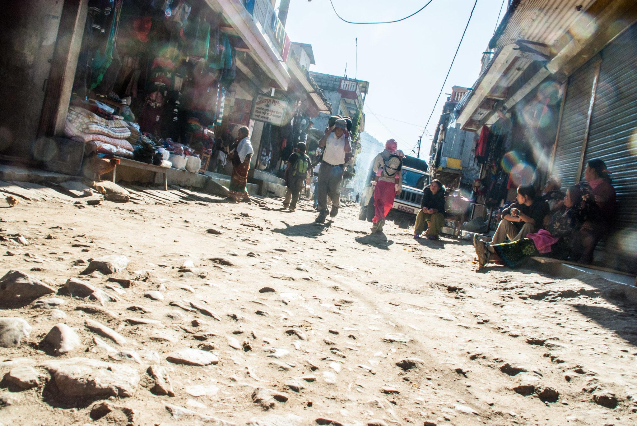 Naya pul au népal