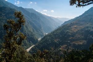 Gorge des Annapurnas
