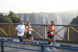 Marathon de Victoria Falls, Zimbabwe