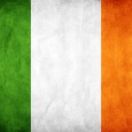 Le drapeau de l'Irlande