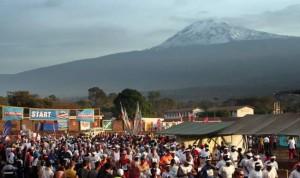 Marathon du kilimanjaro