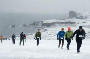 Marathon de l'Antarctique