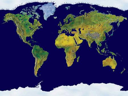 Itinéraire de voyage tour du monde