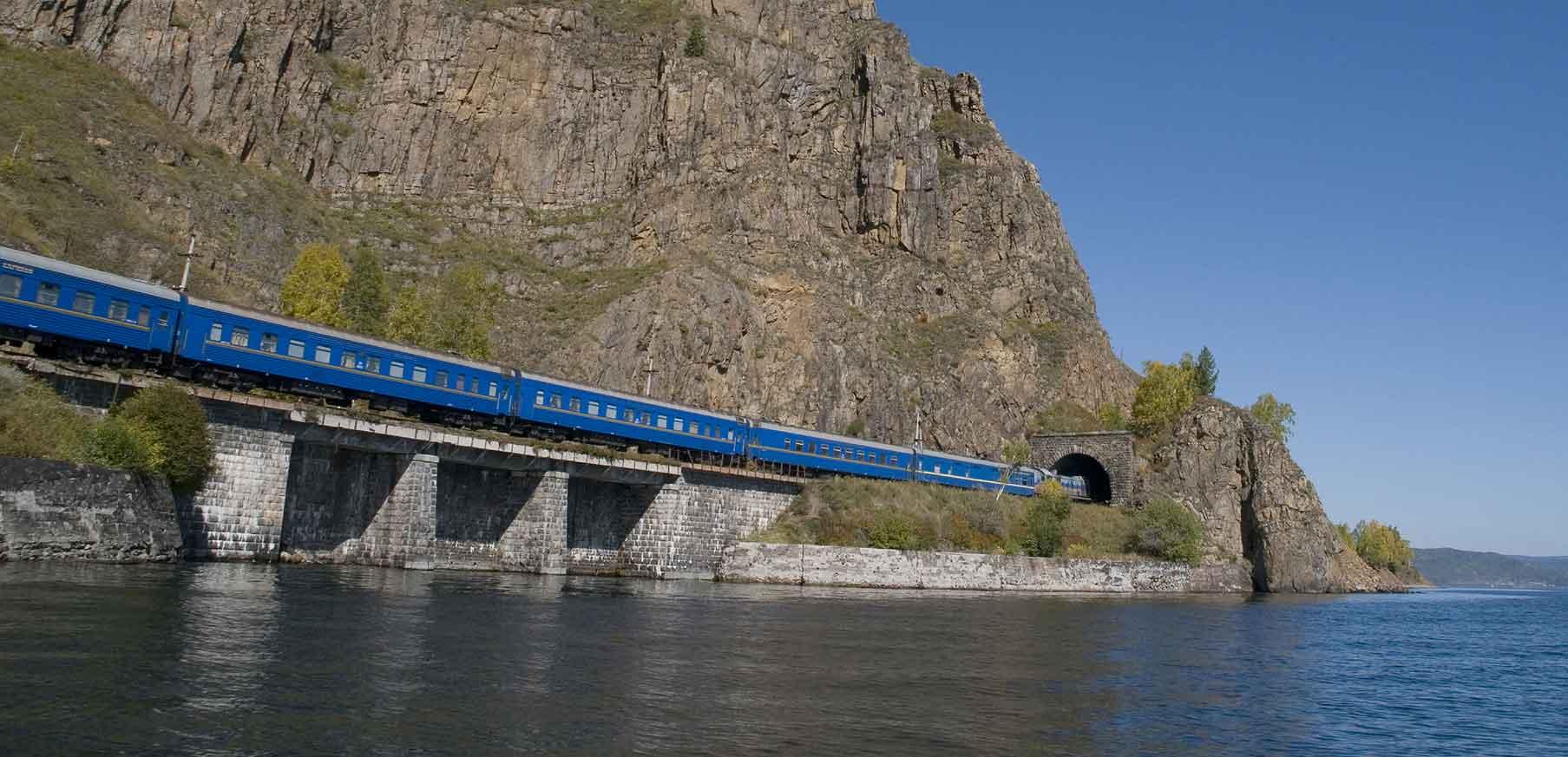 Train longue distance