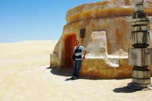 Dans les décors de Star Wars en Tunisie