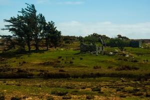 ruines en irlande