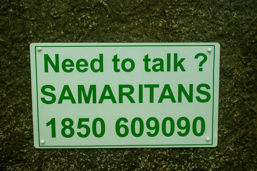 message pour éviter les suicides