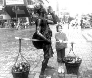 Kunming, capitale du Yunnan