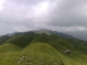 montagne magnifique