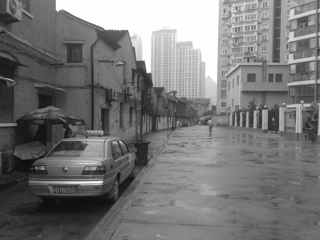 Shanghai loin de la modernité