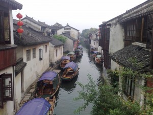 Le venise chinois