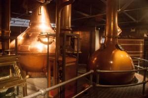 visite de la distillerie jameson