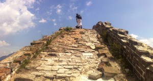 marathon de la muraille de chine