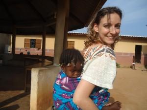 Volontaire en Afrique