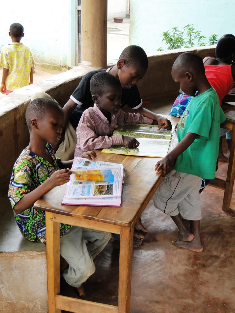 Orphelinat Afrique