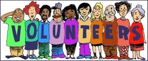 volontaires dans l'humanitaire
