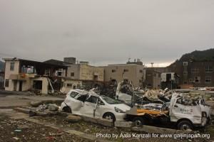 Le japon après le tsunami