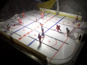 jeu de babyhockey