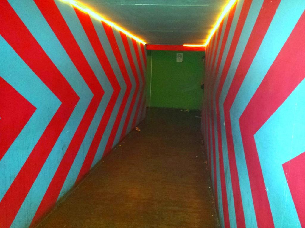 Couloir psychedelique