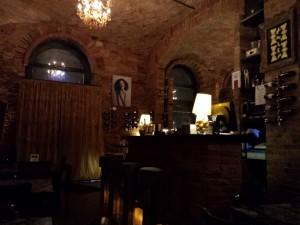 Le bar à vin Doblo