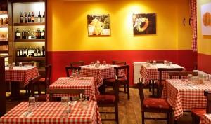 La salle du restaurant Hungarikum