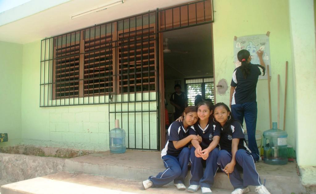 Enfants et volontariat au Mexique