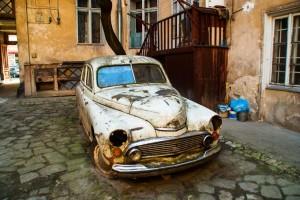 Lviv en Ukraine