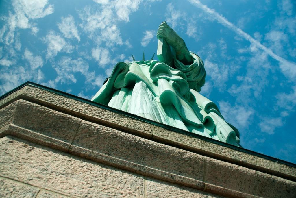 Photo de la statue
