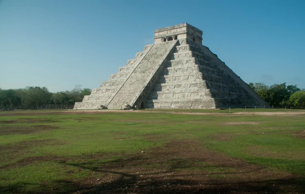 pyramide de chichen itza