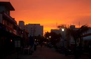 Isla Mujeres sunshine