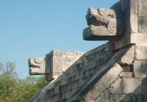 architecture de chichen itza