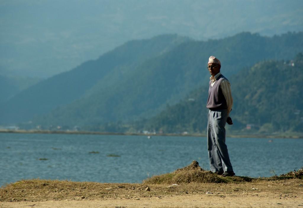 Reflexion à Pkhara