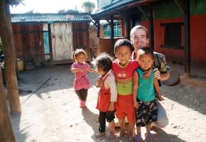 Enfants de Ramkot