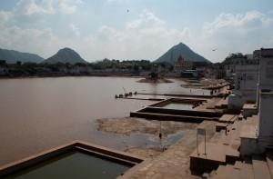 Pushkar, cité religieuse