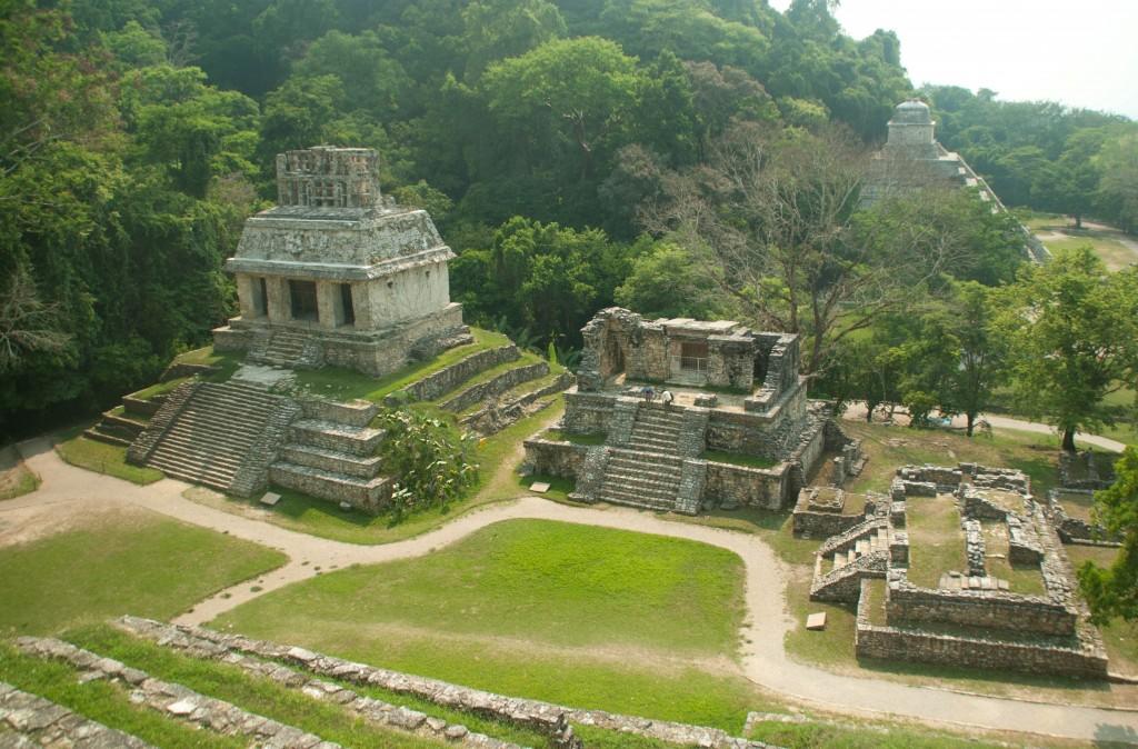 Palenque en image