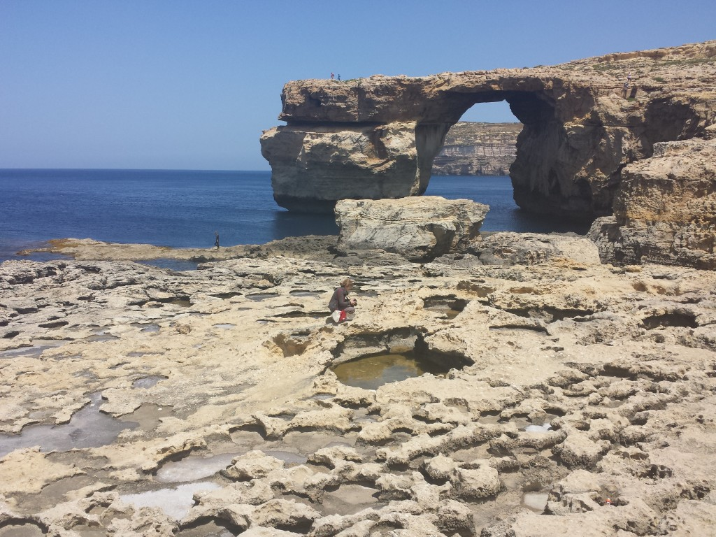 Photo azure window