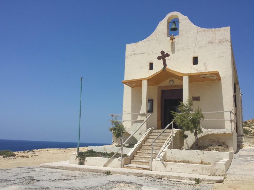 Eglise à Gozo