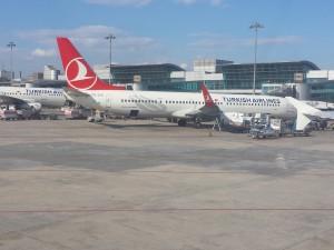 Avion-turquie