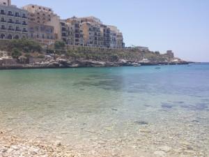 crique à Malte