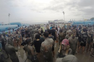 Le festival de la boue en 2014