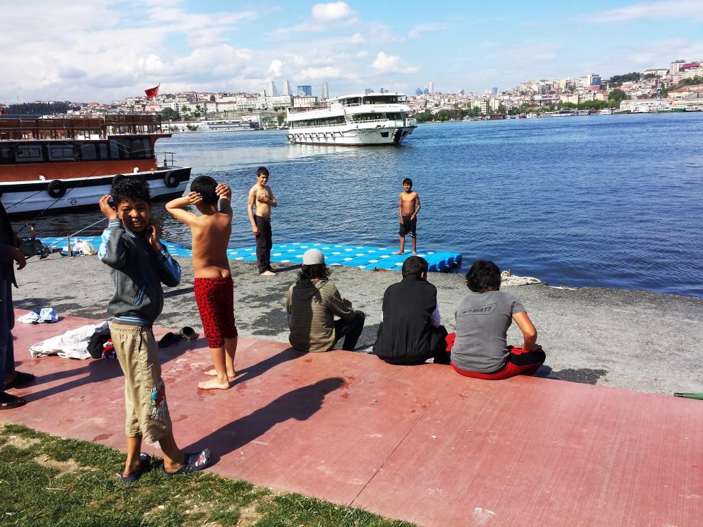 enfants-istanbul