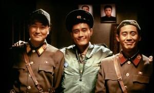 Soldats coréens