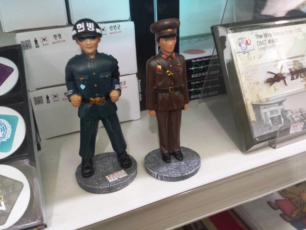 figurines de soldats