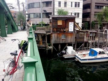 Un des quartiers calmes de Tokyo