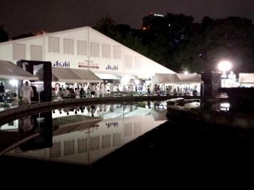 Festival de la bière Asahi à Tokyo