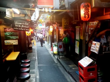 Petite rue traditionnelle