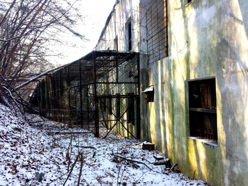 Exploration d 39 un hopital psychiatrique abandonn en cor e du sud tour blog voyage - Hopital porte du sud venissieux ...