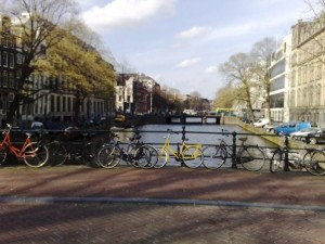 photo d'amsterdam